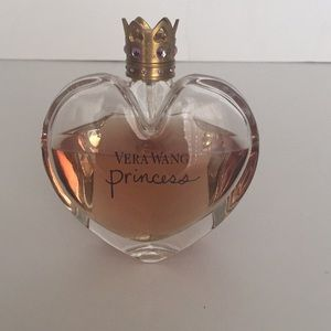 Vera Wang Princess more than 1/2 full (3.4 oz)